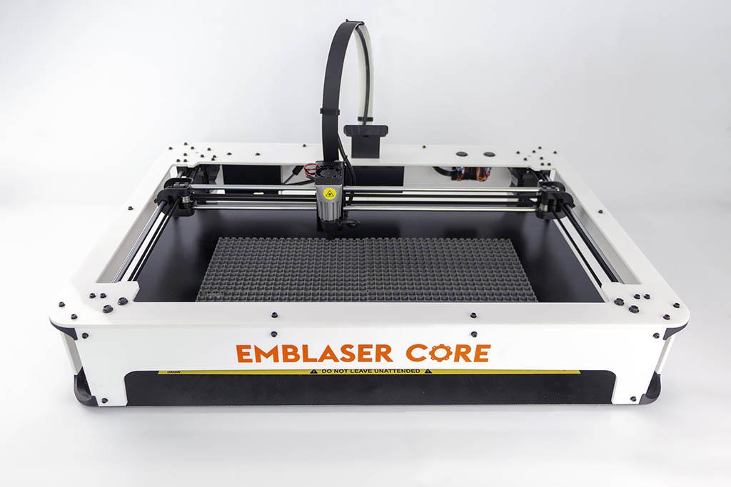 Emblaser Core – Darkly Labs