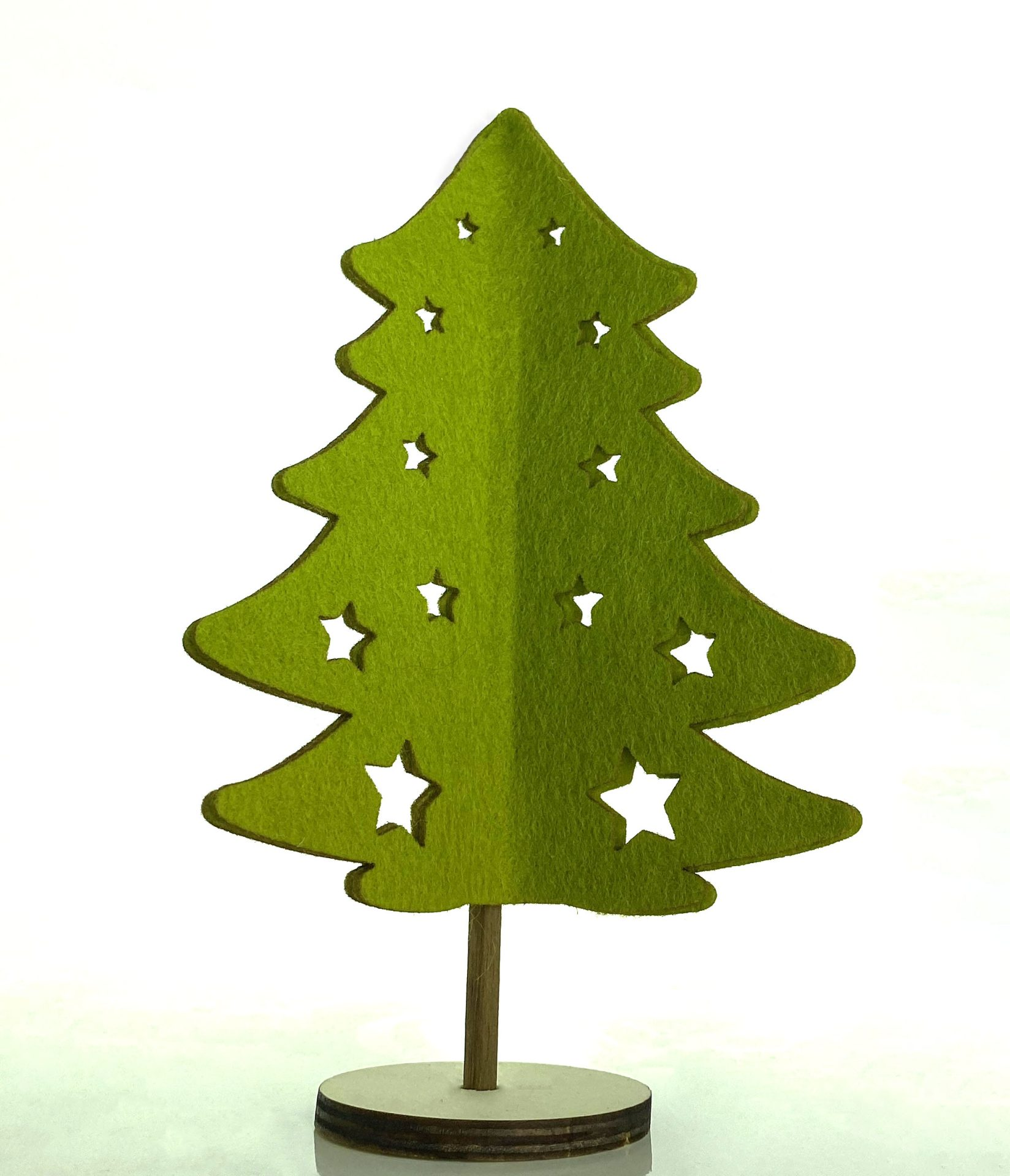 Wesp 25 Fabric Christmas Tree Darkly Labs